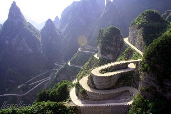 راه بهشت یا جاده مرگ؟
