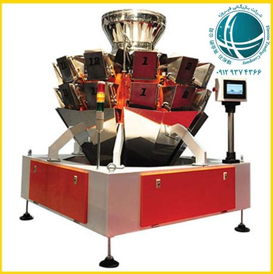 واردات ماشین آلات صنعتی از چین (بسته بندی)