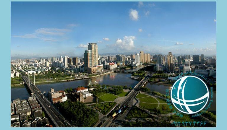 آشنایی با شهر نینگبو چین ،جاذبه ها ،بازارها